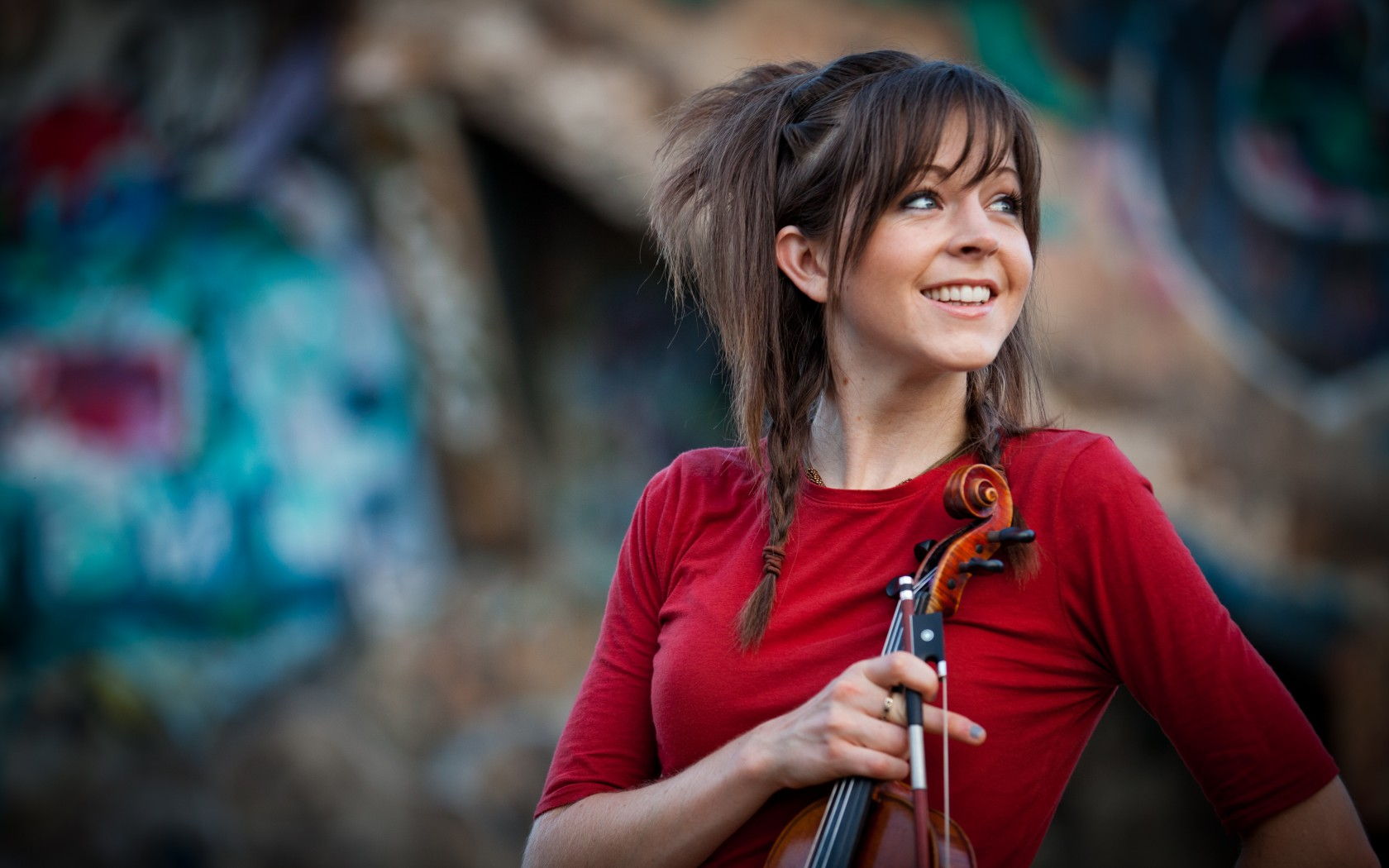 Lindsey Stirling HD Pictures and Wallpapers 2015 - All HD