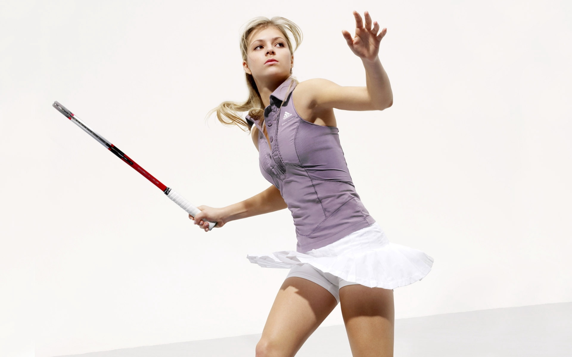 Sports Girls Wallpaper: Cute Maria Kirilenko (Tennis Player) Wallpapers