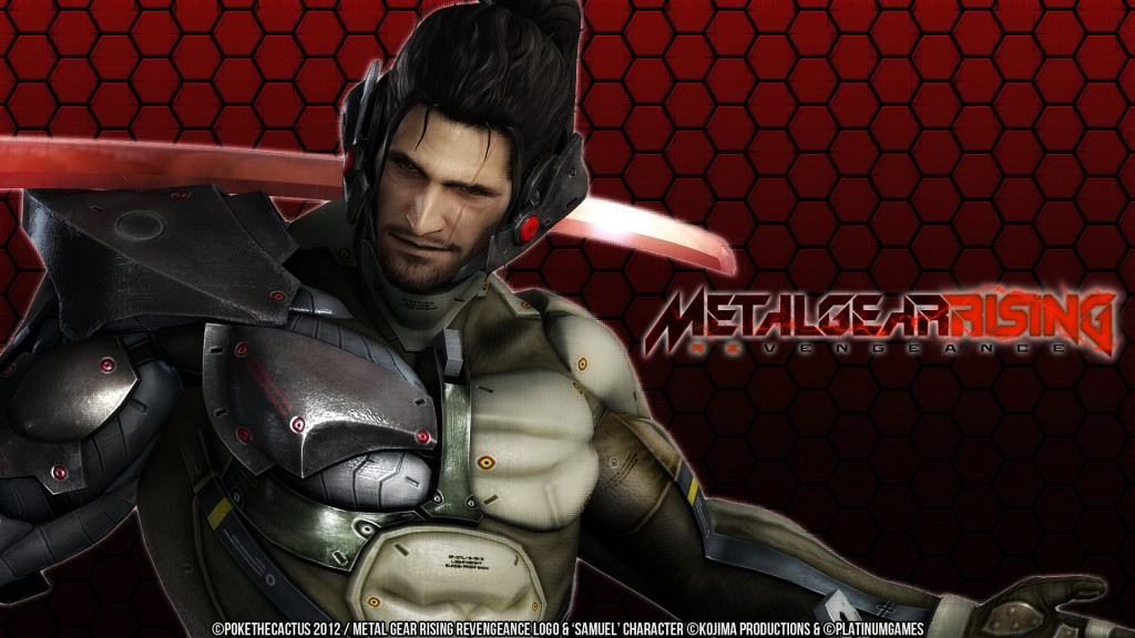 MetalGear Rising  (1)