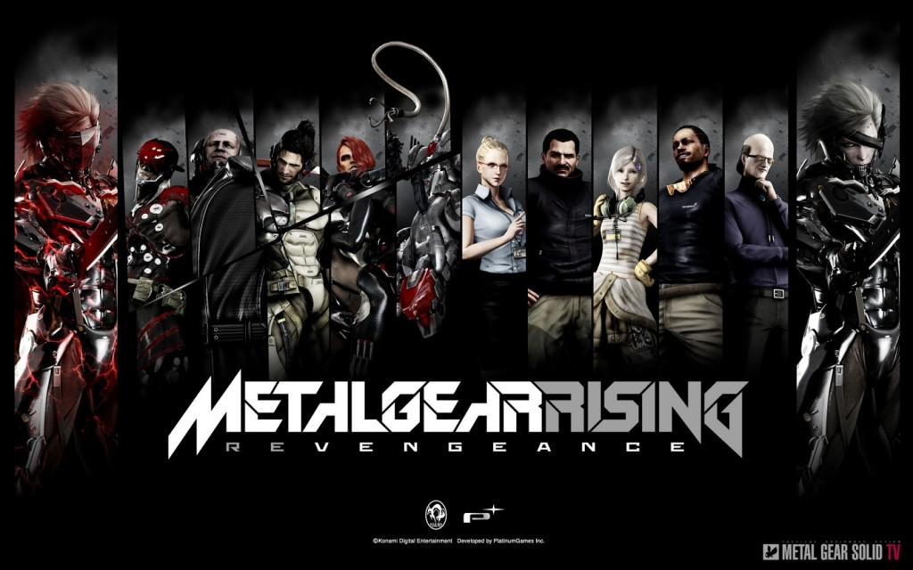 MetalGear Rising  (10)