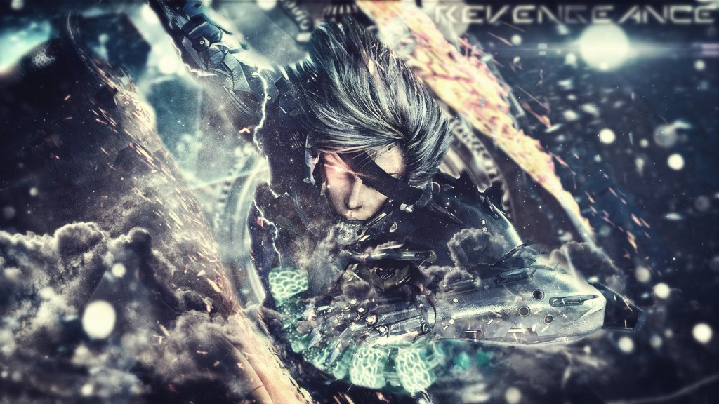 MetalGear Rising  (12)