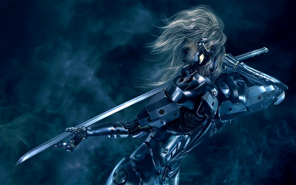 MetalGear Rising  (6)