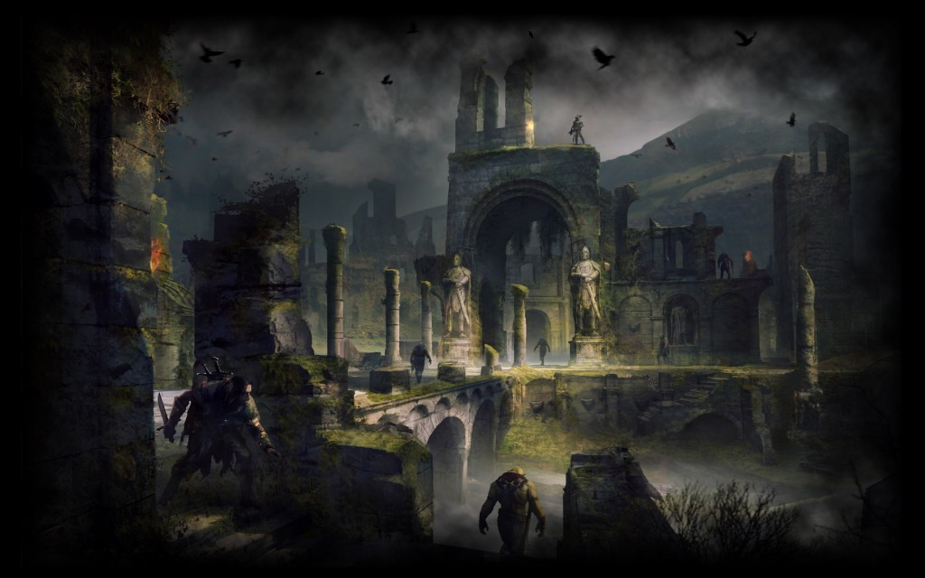 Middle-earth . Shadow Of Mordor (10)