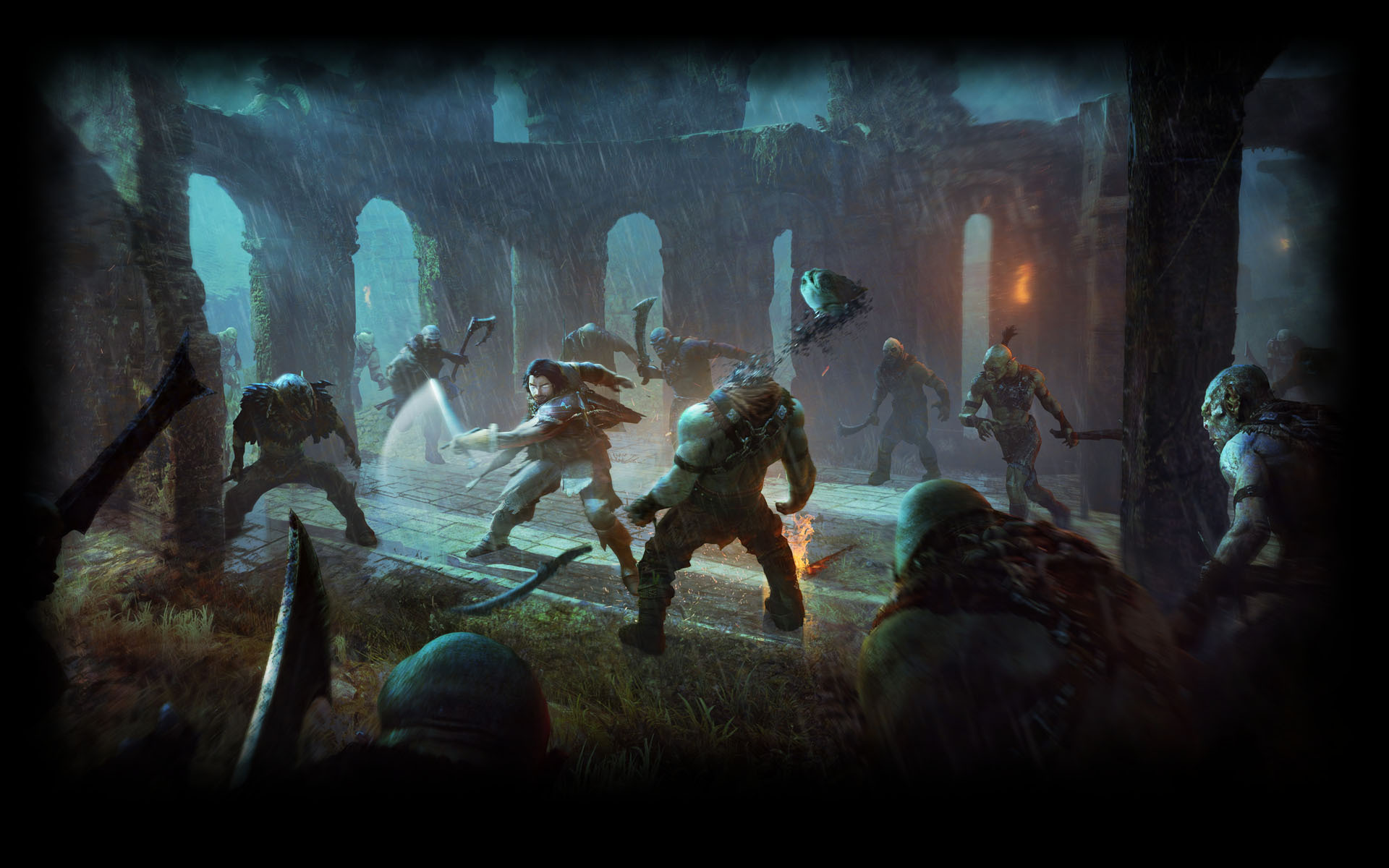 Middle earth Shadow Of Mordor HD Wallpapers - All HD ...