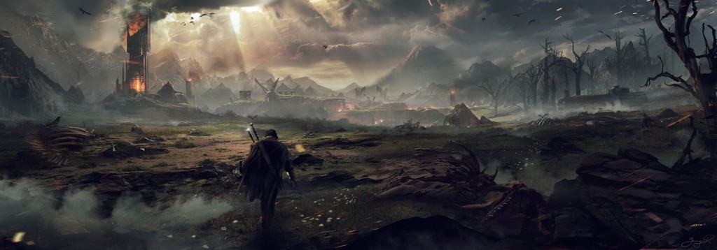 Middle-earth . Shadow Of Mordor (3)