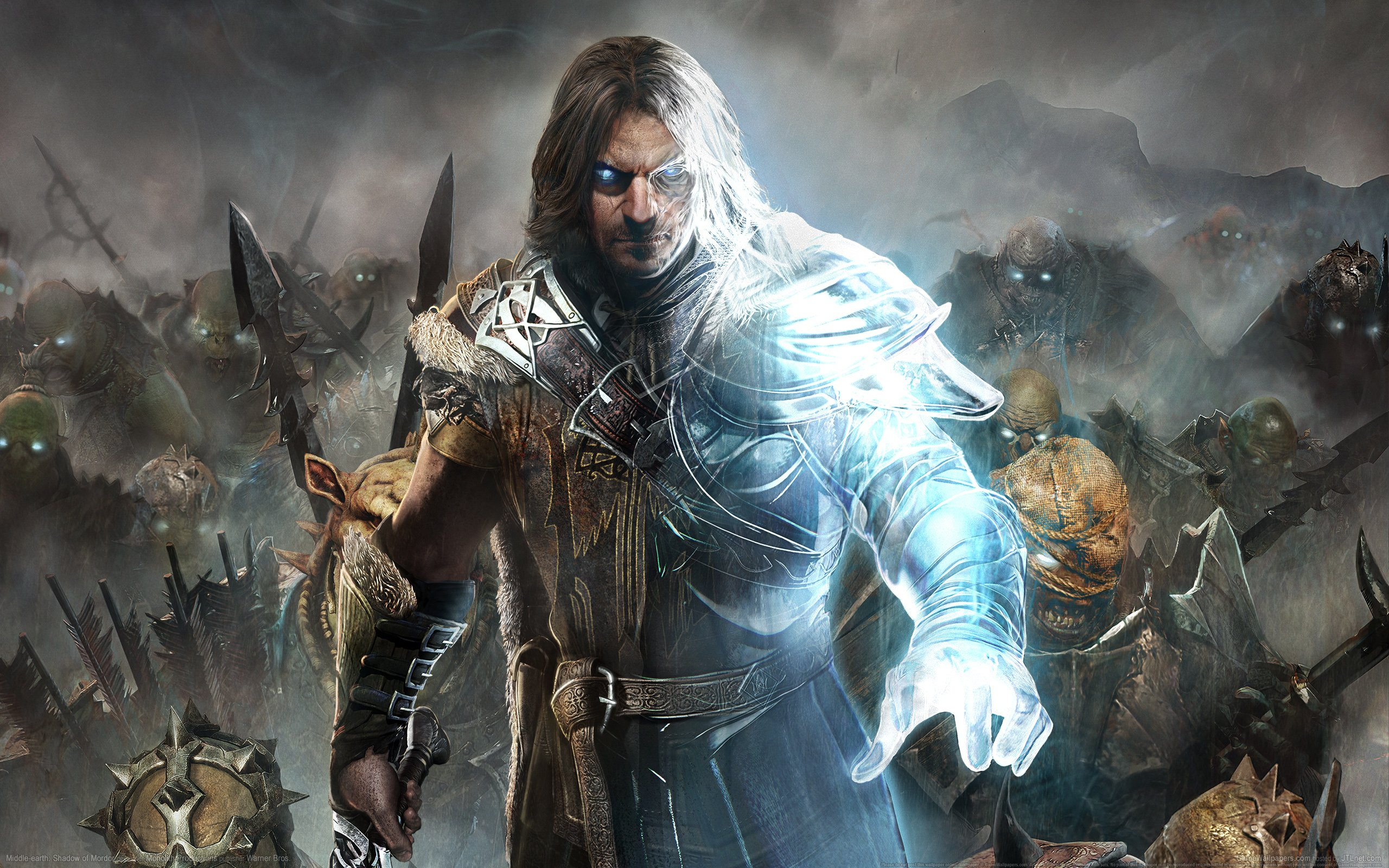 Middle Earth Shadow Of Mordor Hd Wallpapers All Hd Wallpapers