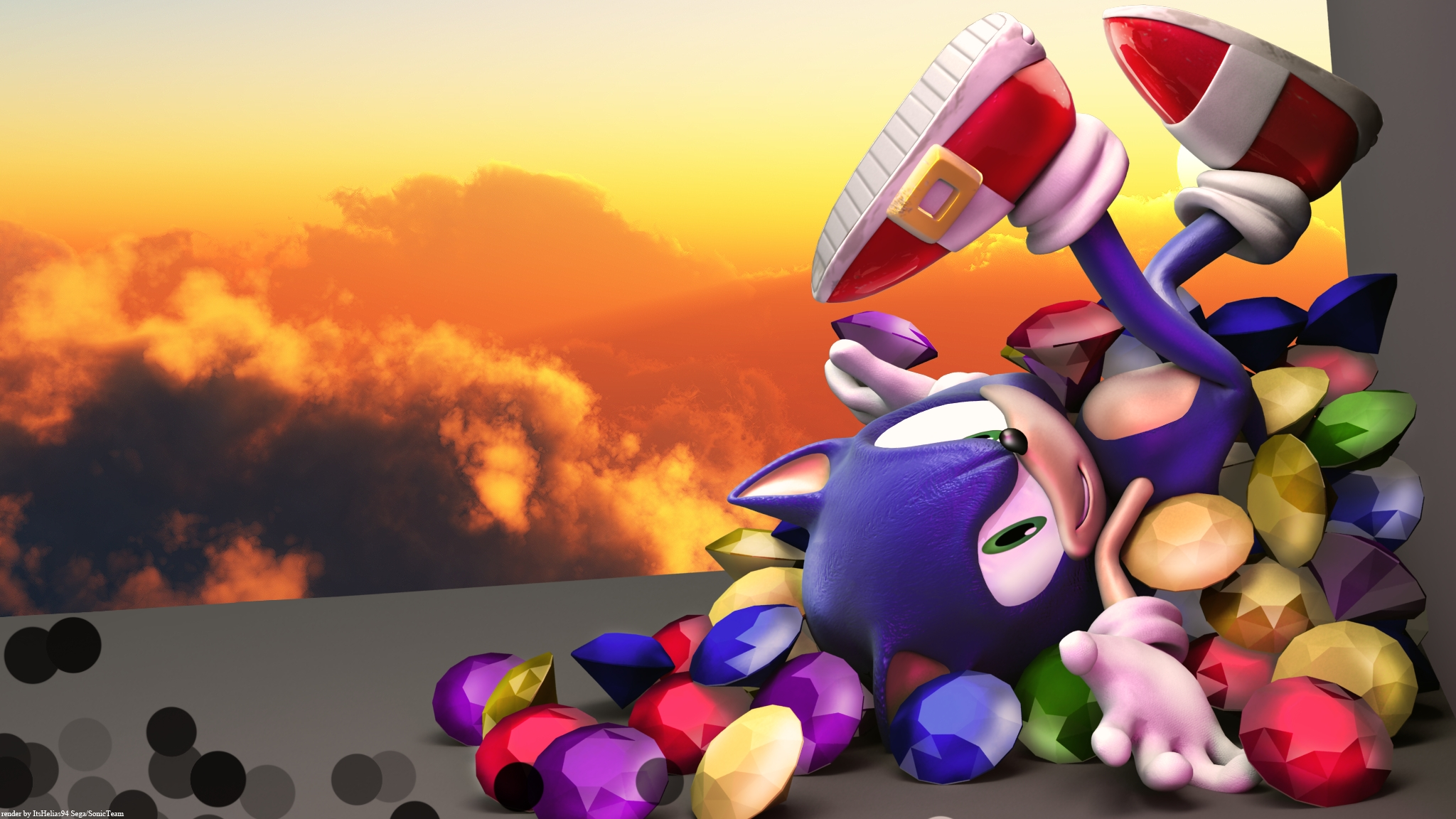 New Sonic The Hedgehog HD Wallpapers
