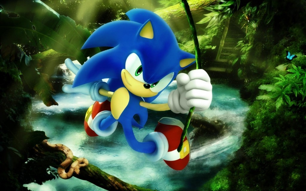 Sonic The Hedgehog (8)