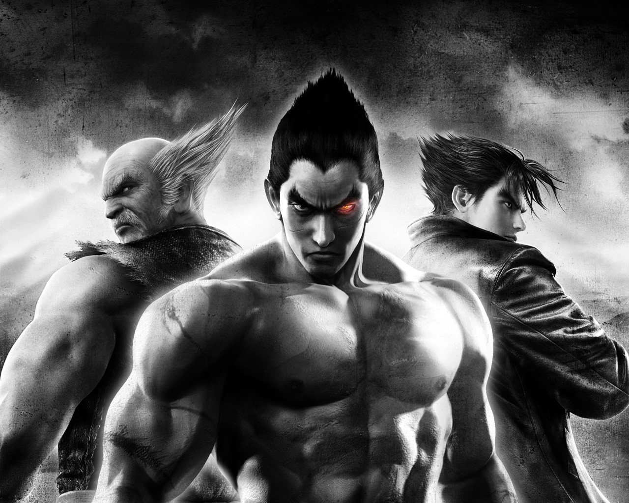 Best Wallpapers Hd Collection: Collection Of New Tekken HD Wallpapers
