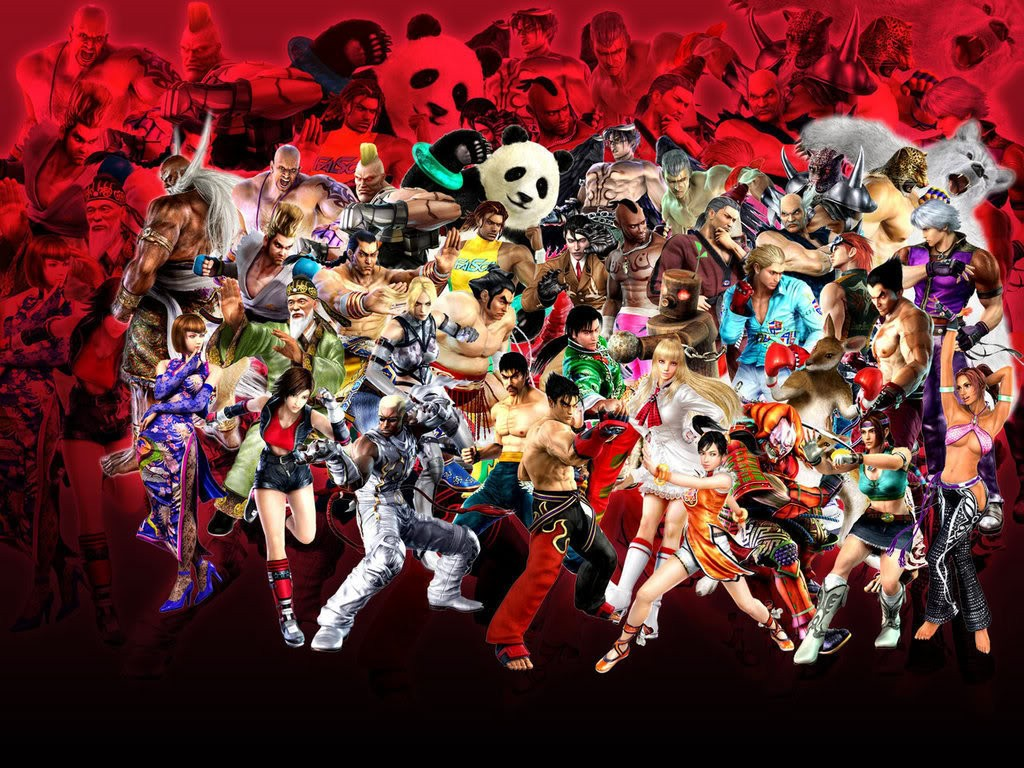 Collection Of New Tekken Hd Wallpapers All Hd Wallpapers