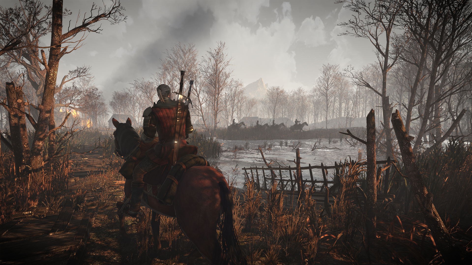 Witcher 3 Wallpaper Hd: The Witcher 3 Wild Hunt Game Wallpapers