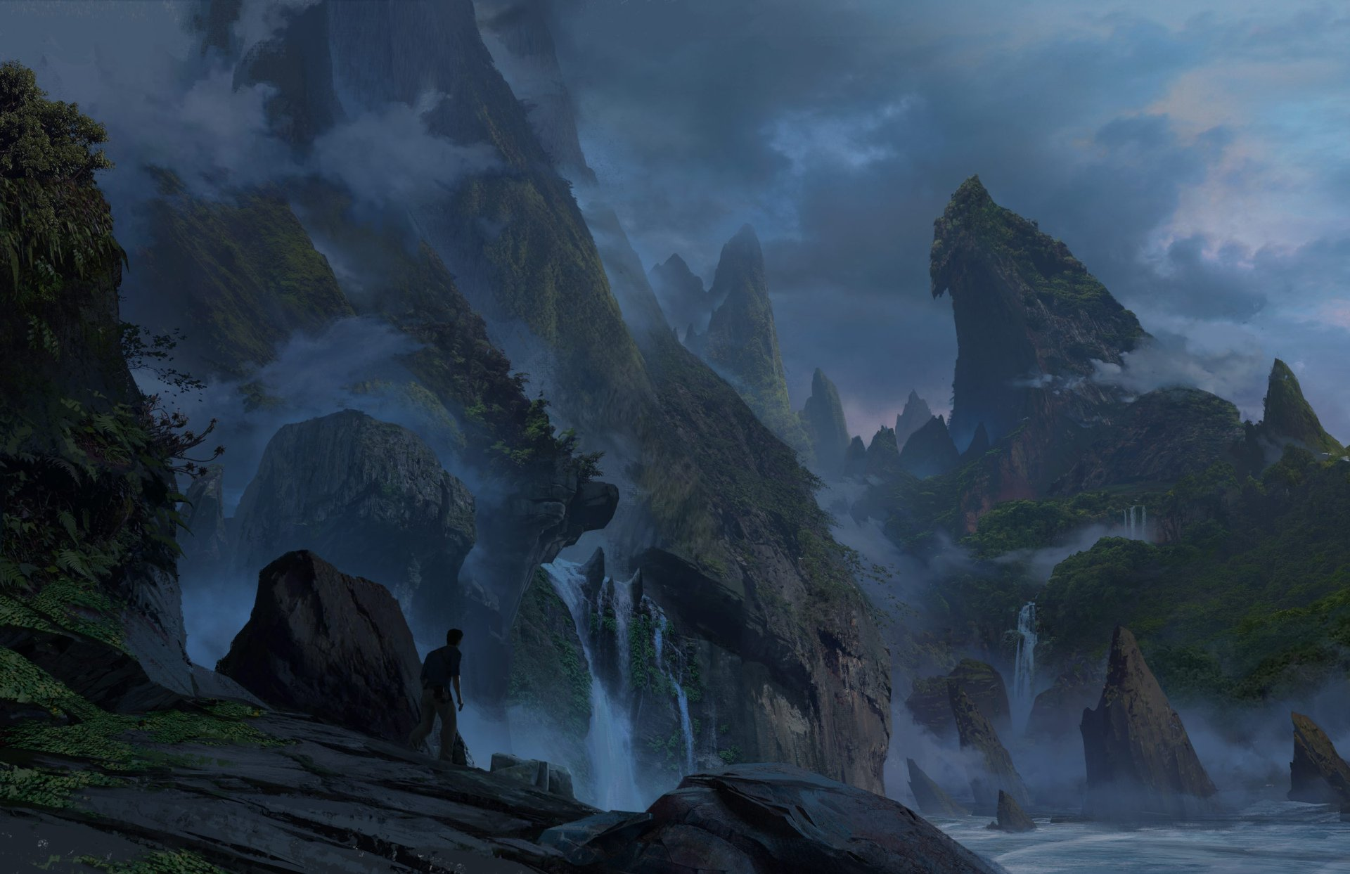 Uncharted 4 A Thief End Hd Wallpapers All Hd Wallpapers