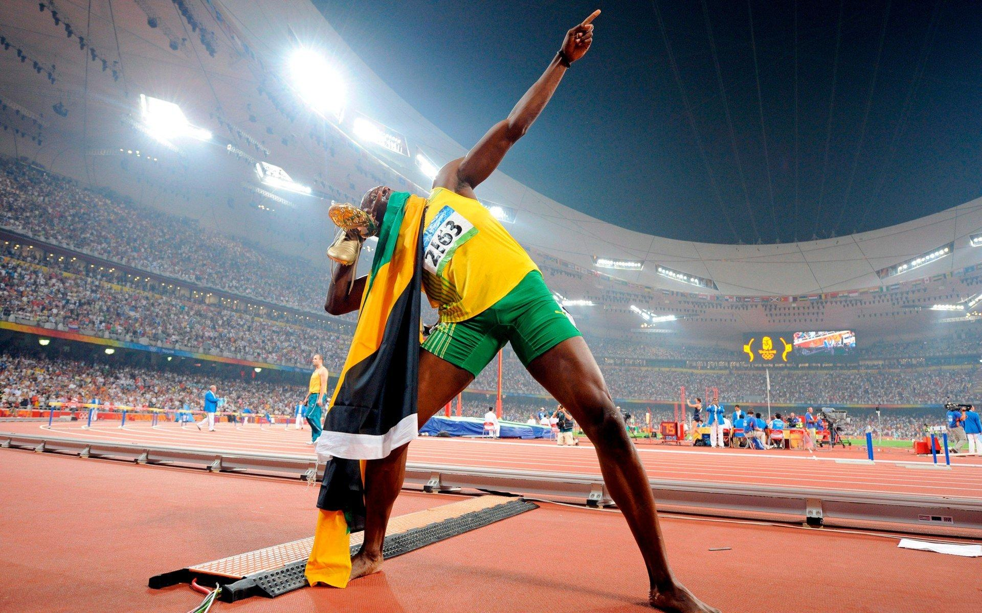 Usain Bolt Pictures-HD Wallpapers