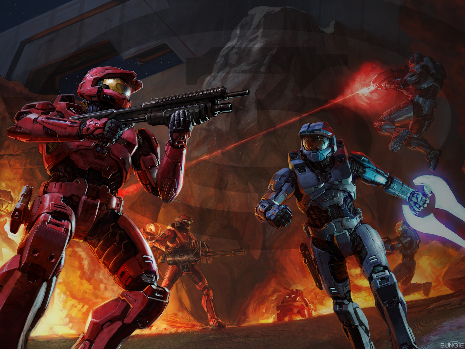 Halo Game Amazin Hd Wallpapershigh Resolution All Hd Wallpapers