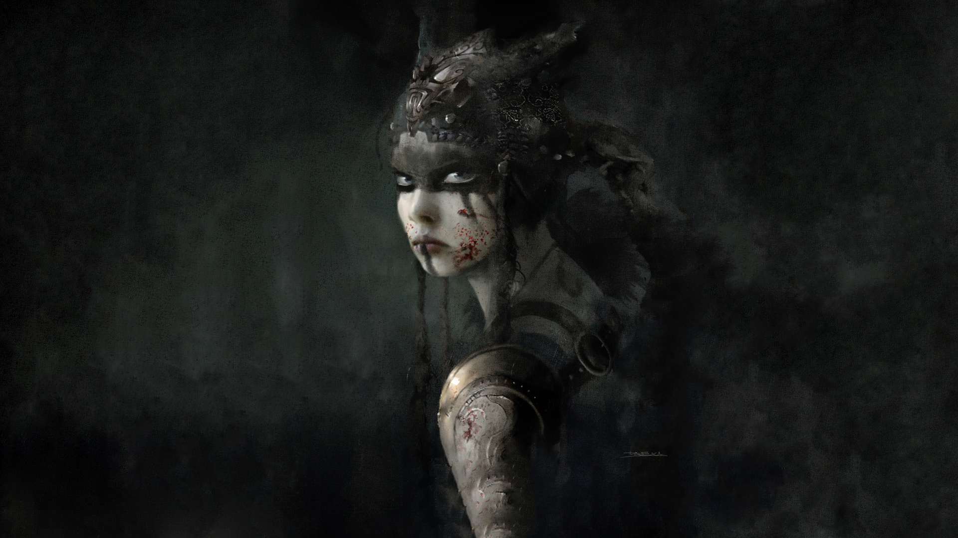 Amazing Hellblade Hd Images Wallpapers All Hd Wallpapers