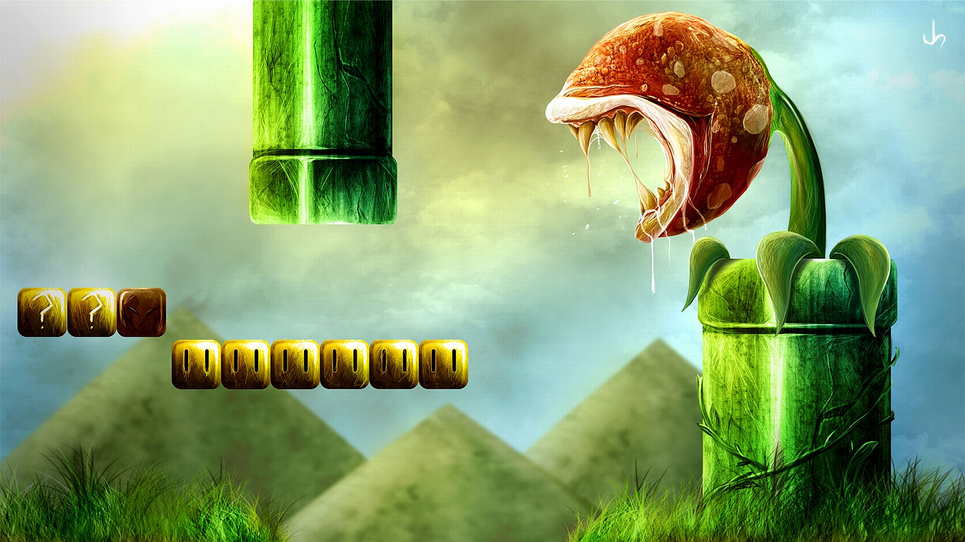 Mario Video game HD Wallpapers(High Quality) - All HD Wallpapers