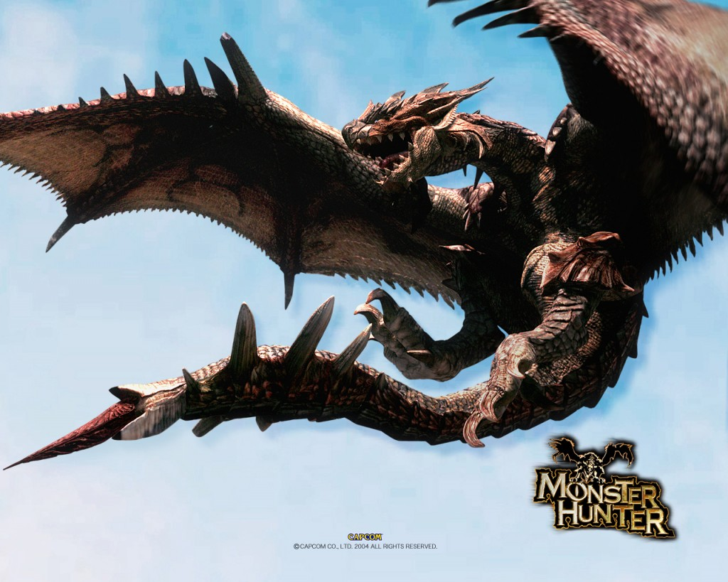 monster hunter (1)