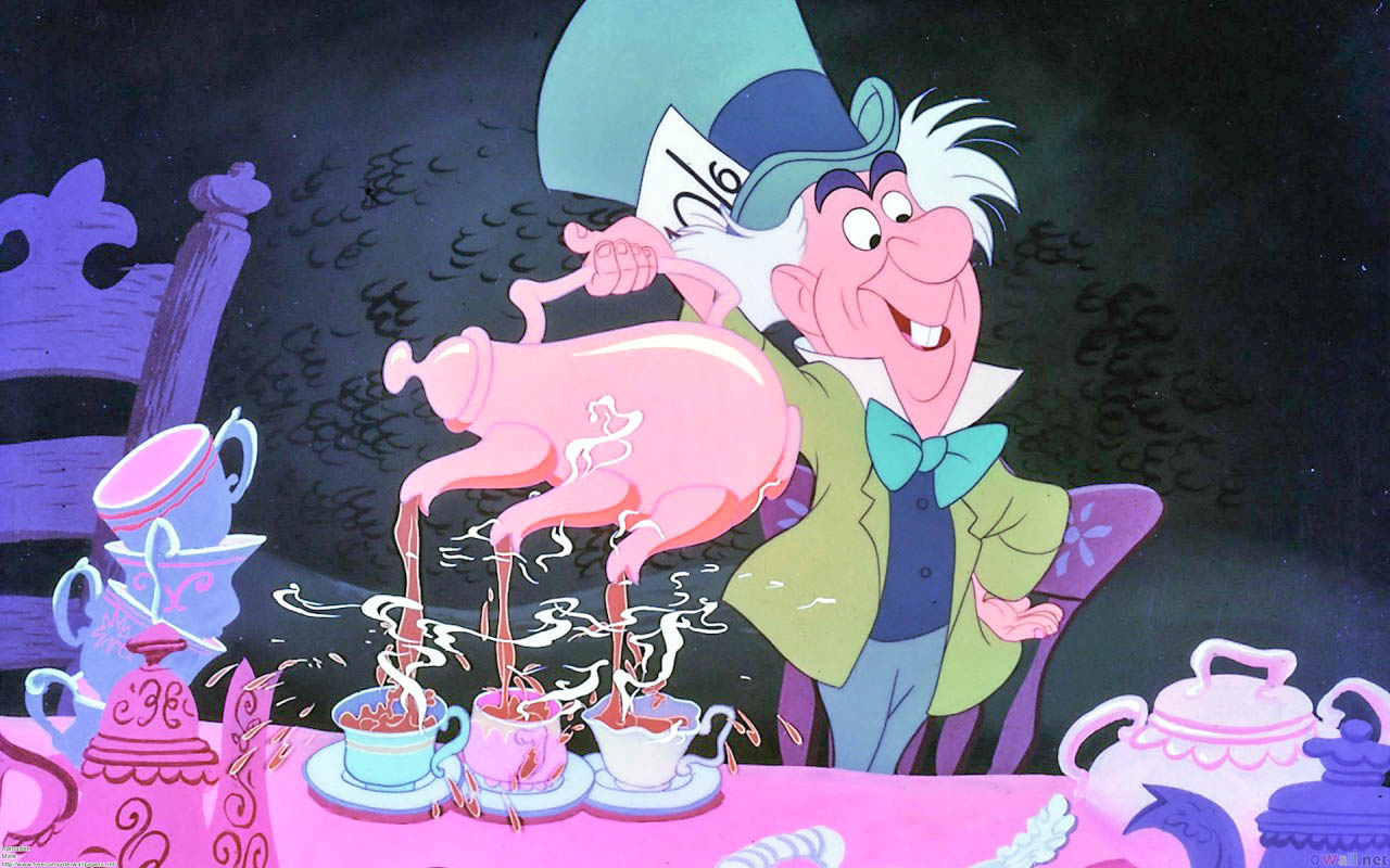 Anime Alice In Wonderland Wallpapers And