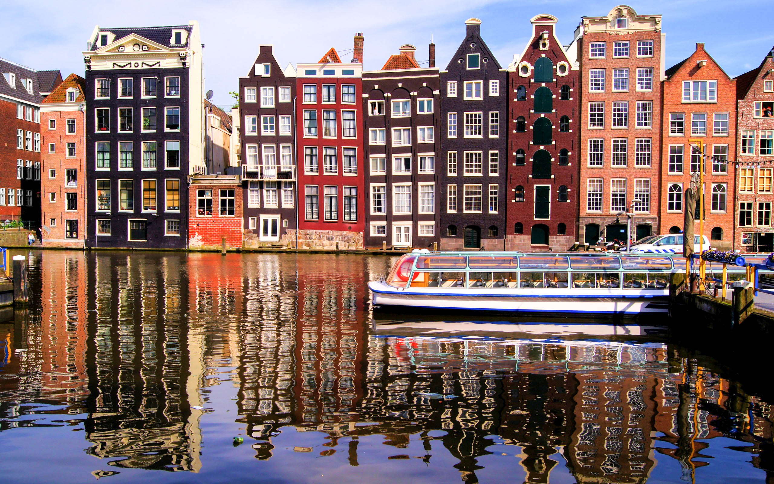 Amsterdam, Netherlands - Beautiful Places to