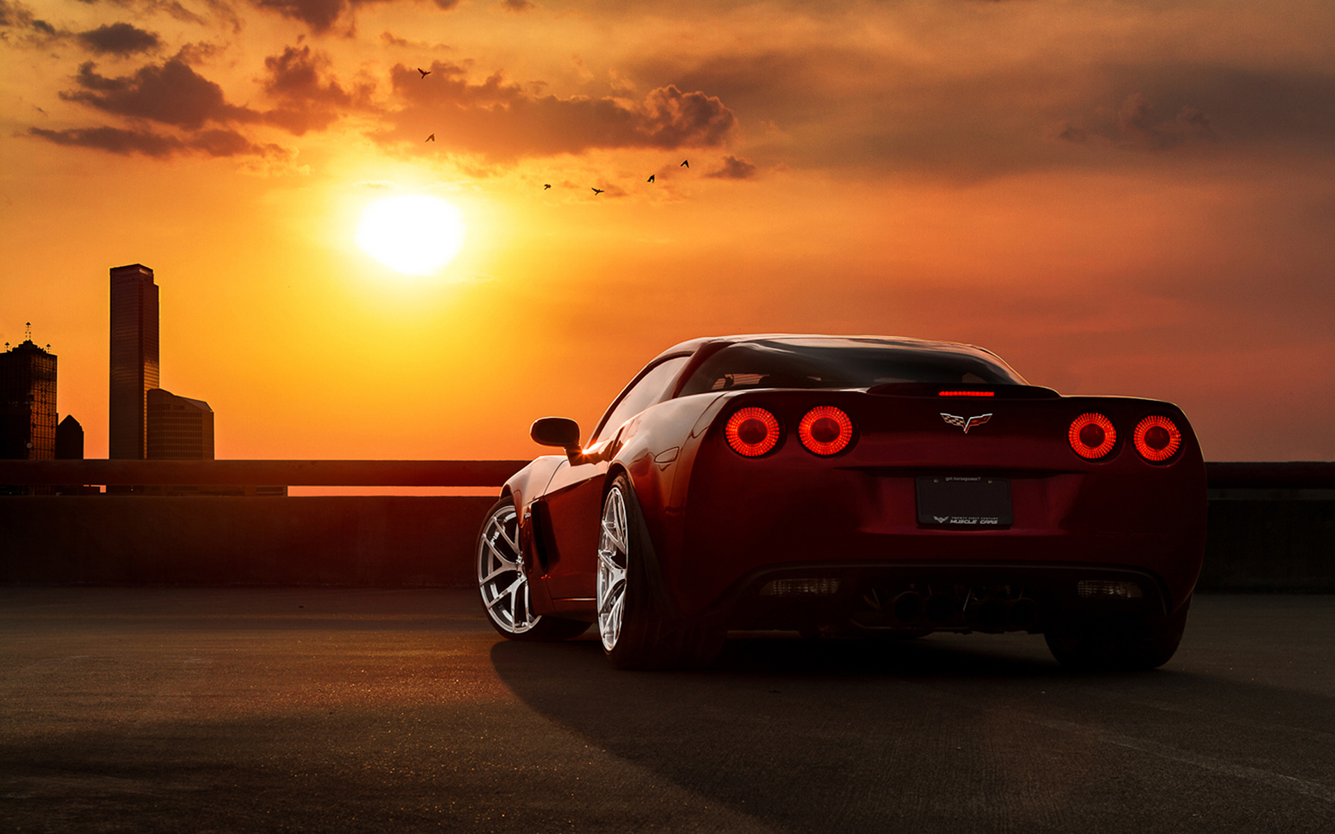 Corvette New Awesome Hd Desktop Wallpapers All Hd Wallpapers