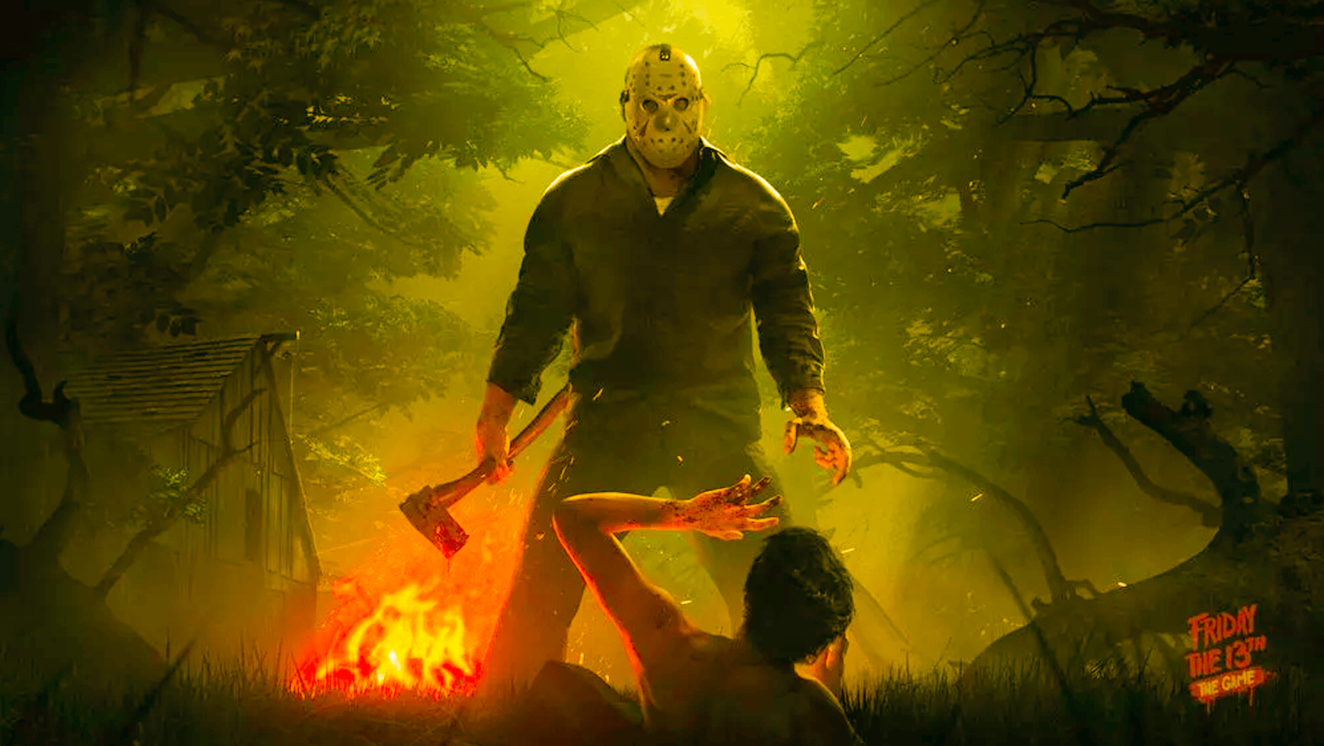 Friday the 13th New Wallpaper