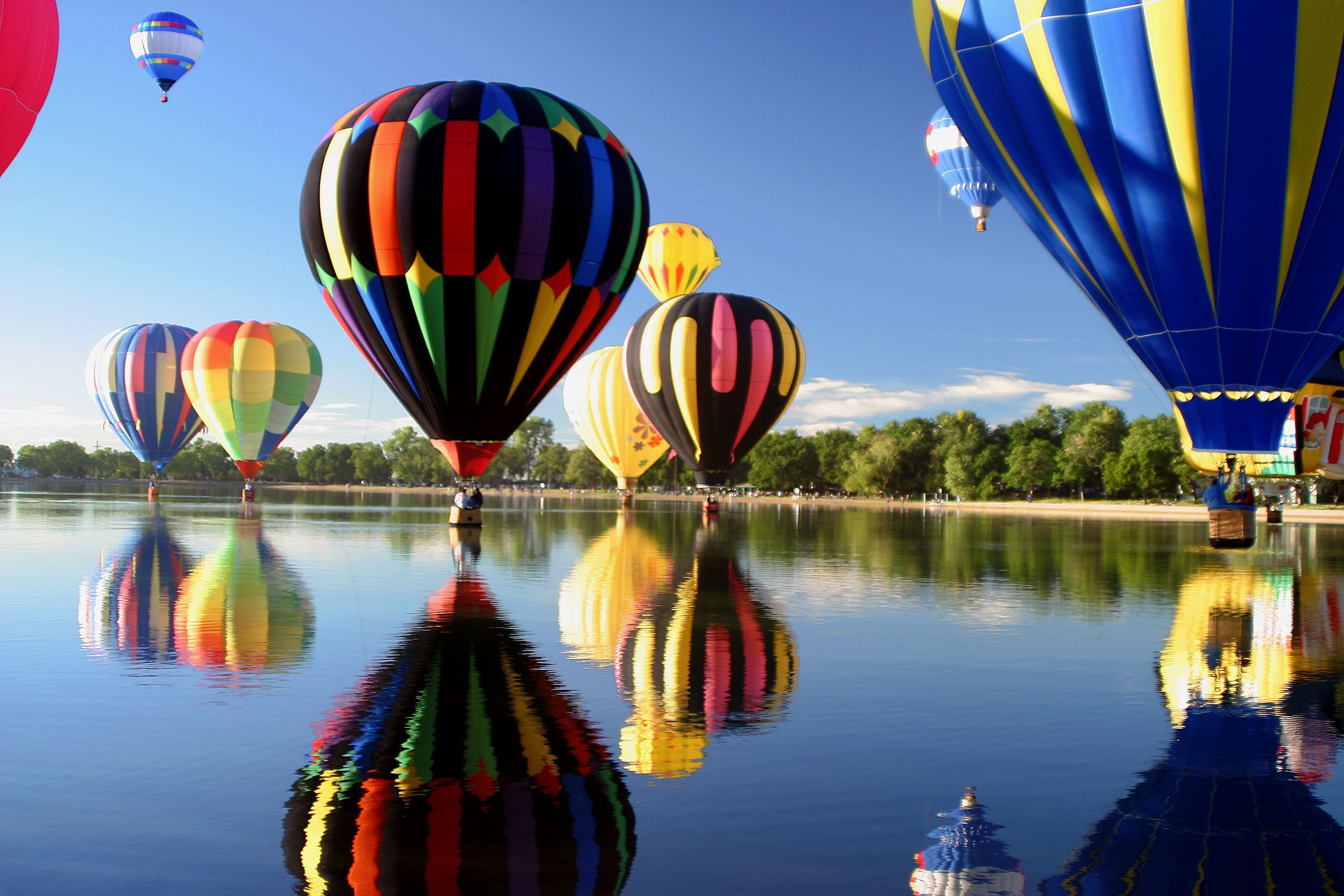 50 Ipad Air Wallpapers In High Definition For Free Download: Awesome Hot Air Balloon High Definition Wallpapers