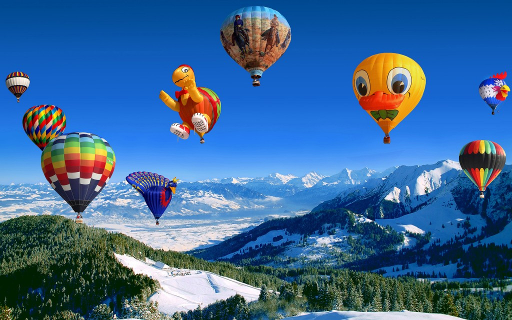 Hot Air Balloon (9)