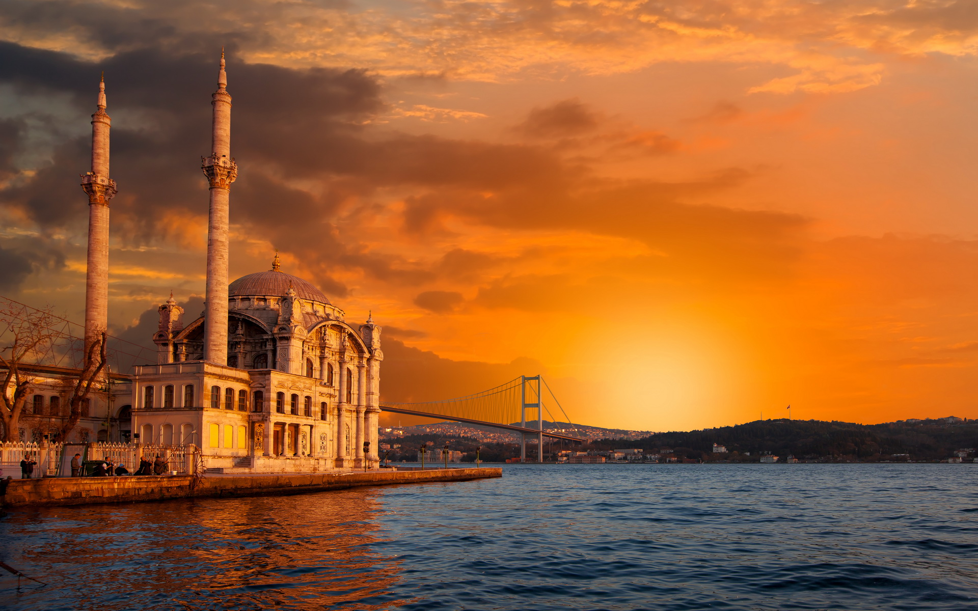 Istanbul Beautiful Turkey City Hd Wallpapers High Resolution All