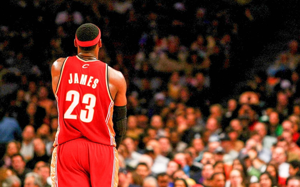 LeBron James (5)