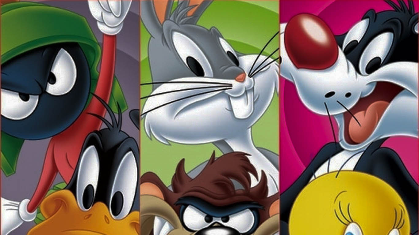 Looney Tunes Awesome HD Backgrounds (Cartoon)