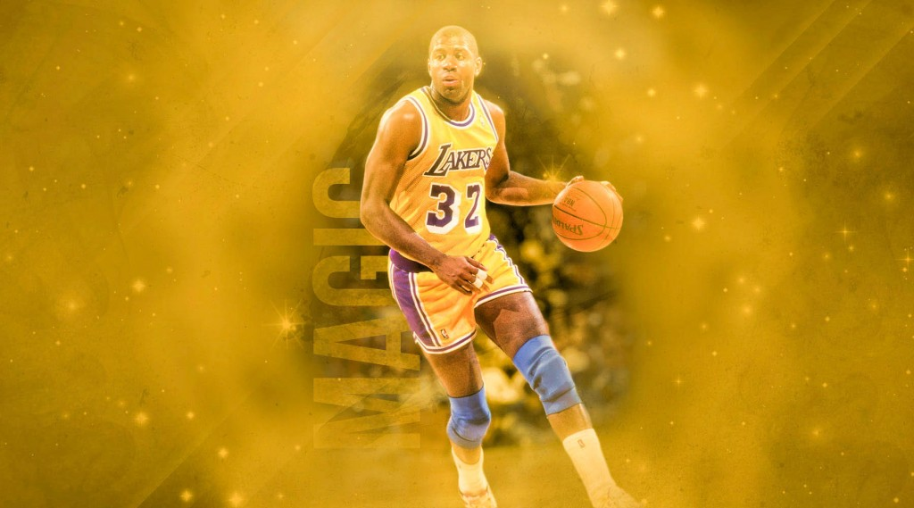 Magic Johnson (3)