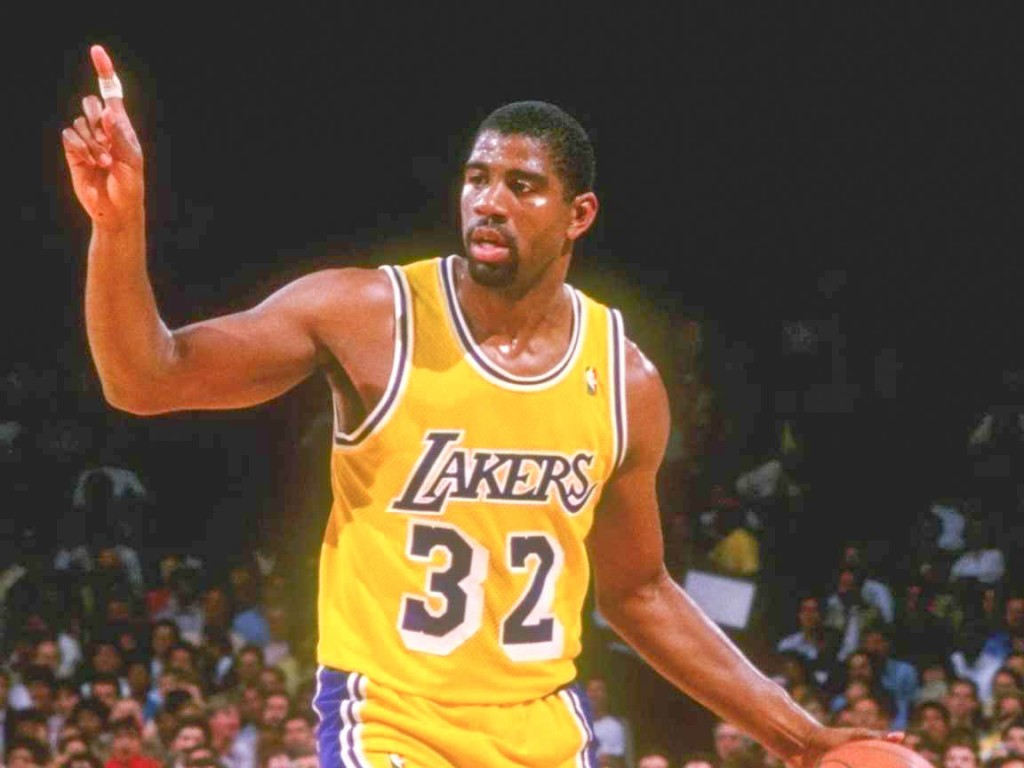 Magic Johnson (5)