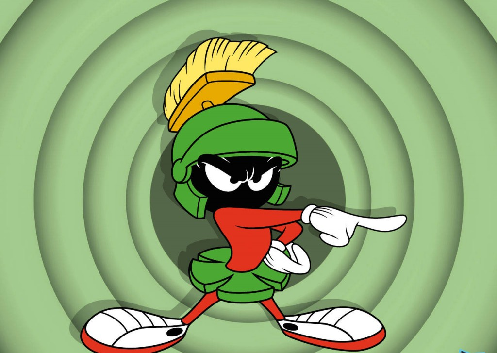 Marvin Martian New Hd Wallpapers High Resolution All