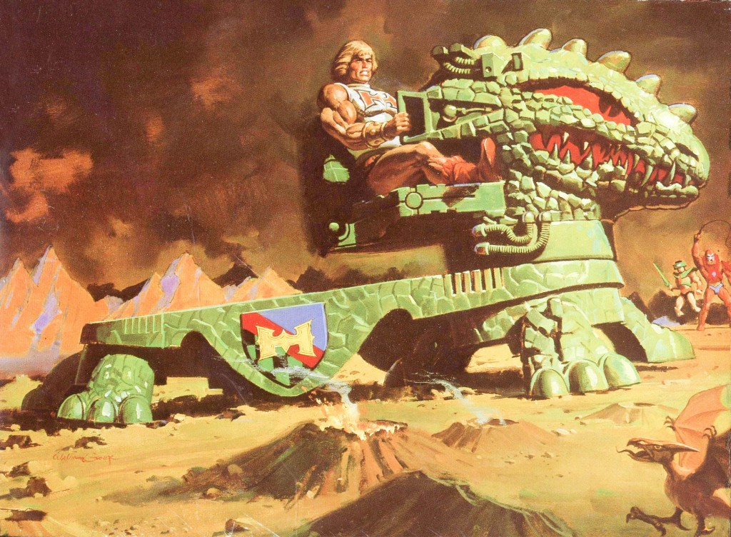 Masters Of The Universe (2)