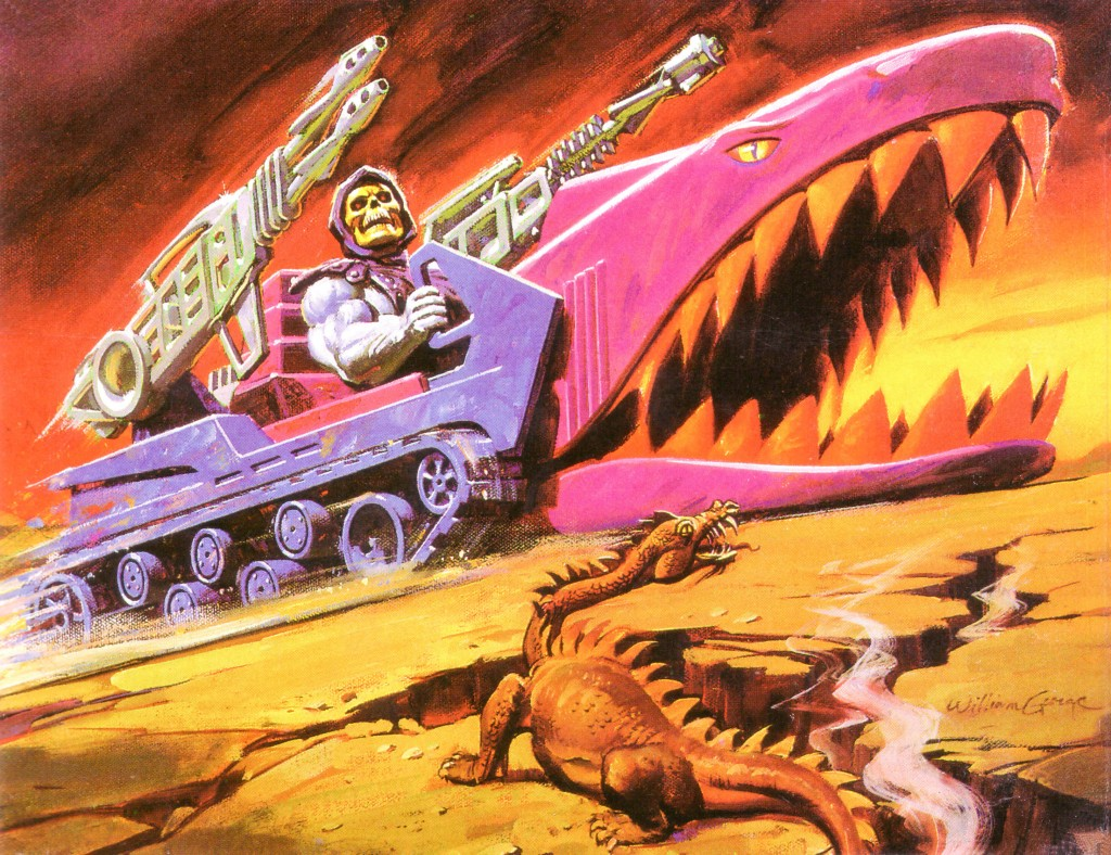 Masters Of The Universe (4)