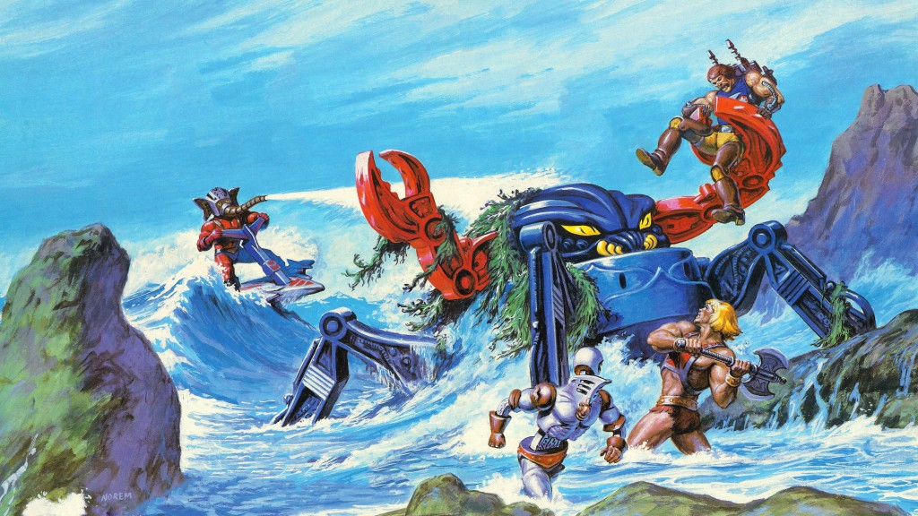 Masters Of The Universe (9)