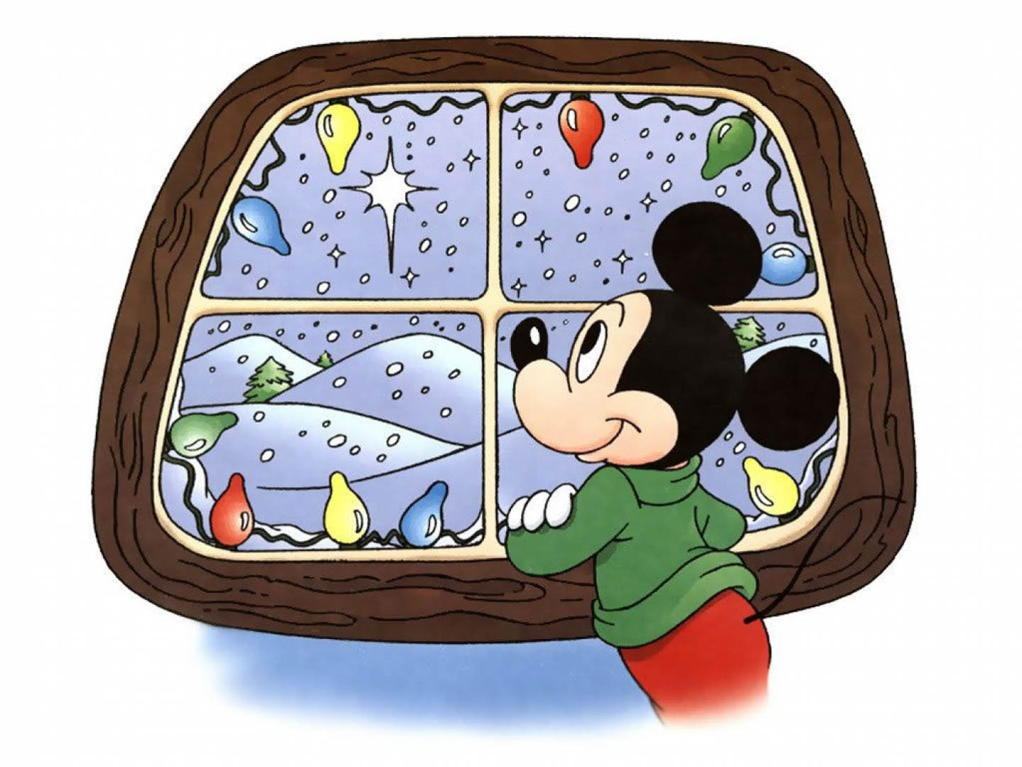 Mickey Mouse Wallpapers Backgrounds (High Resolution ...