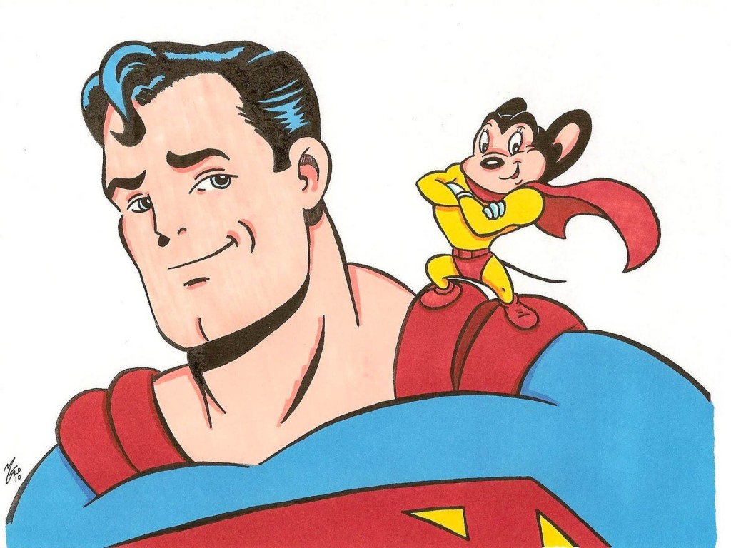 Mighty Mouse (3)
