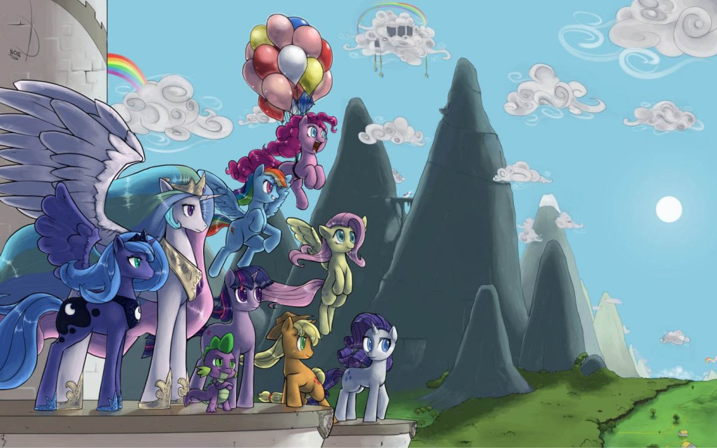My Little Pony Friendship Is Magic (1)