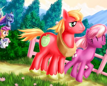 My Little Pony Friendship Is Magic (7)
