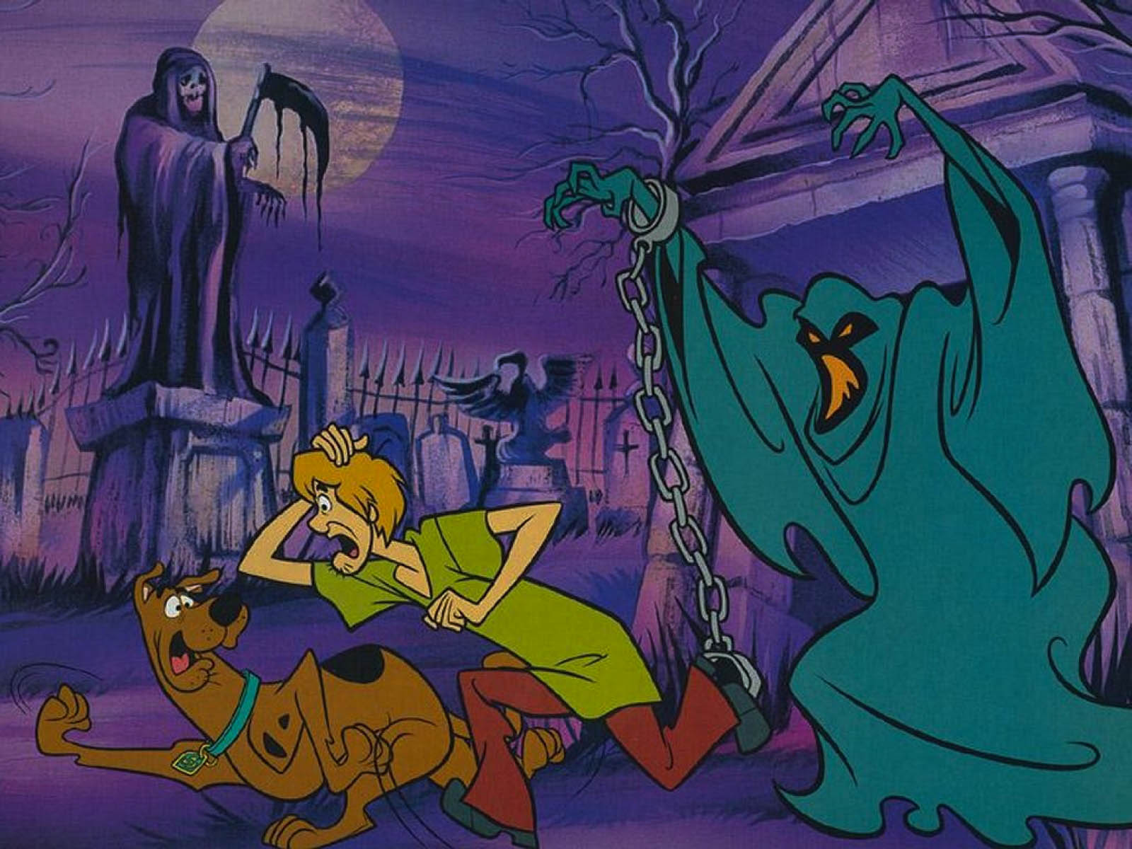 Scooby Doo Funny HD Wallpapers (High Quality) - All HD ...