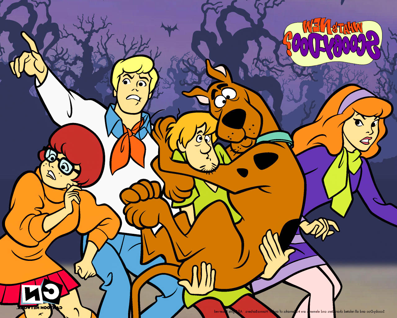 Scooby Doo Funny HD Wallpapers (High Quality)