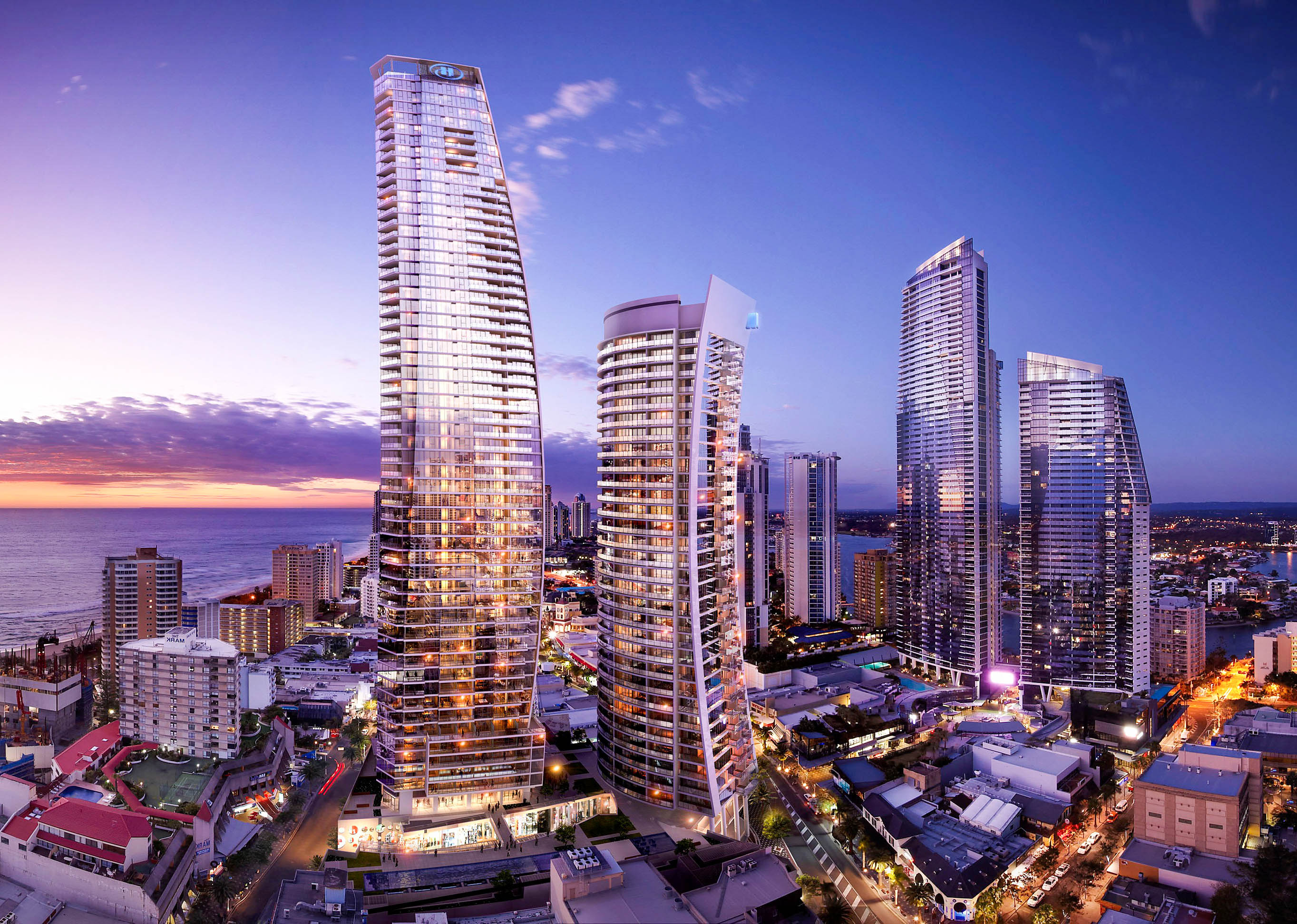 Surfers Paradise Amazing HD Wallpapers (High Quality