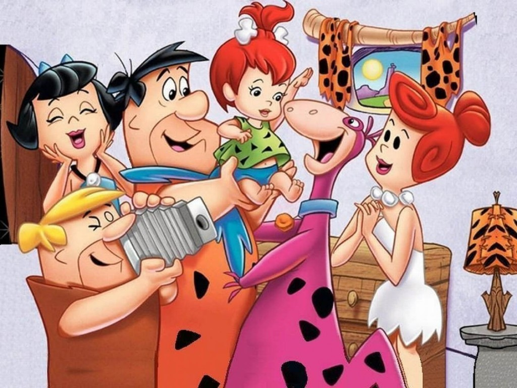 The Flintstones (4)