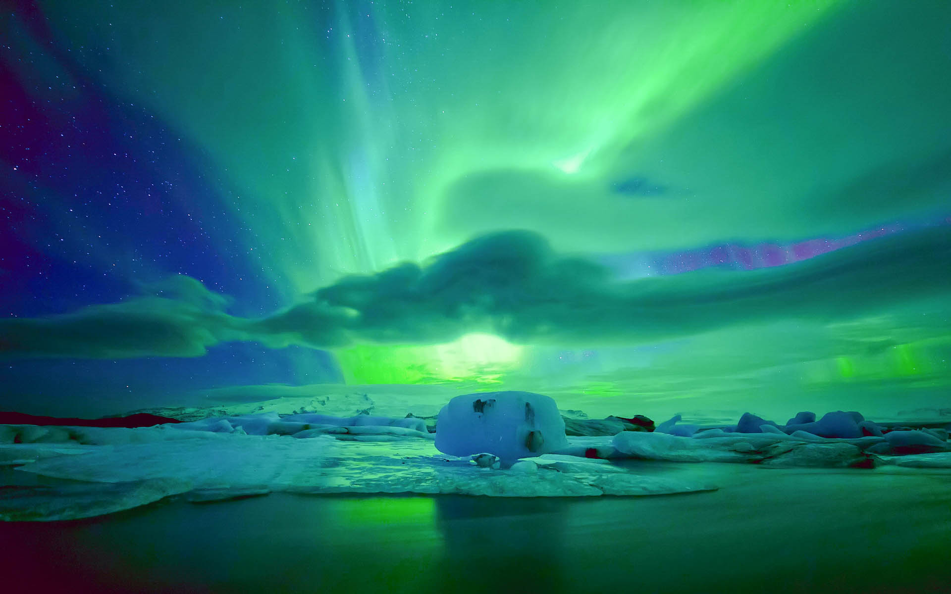 Aurora Borealis Wallpapers and Background Images