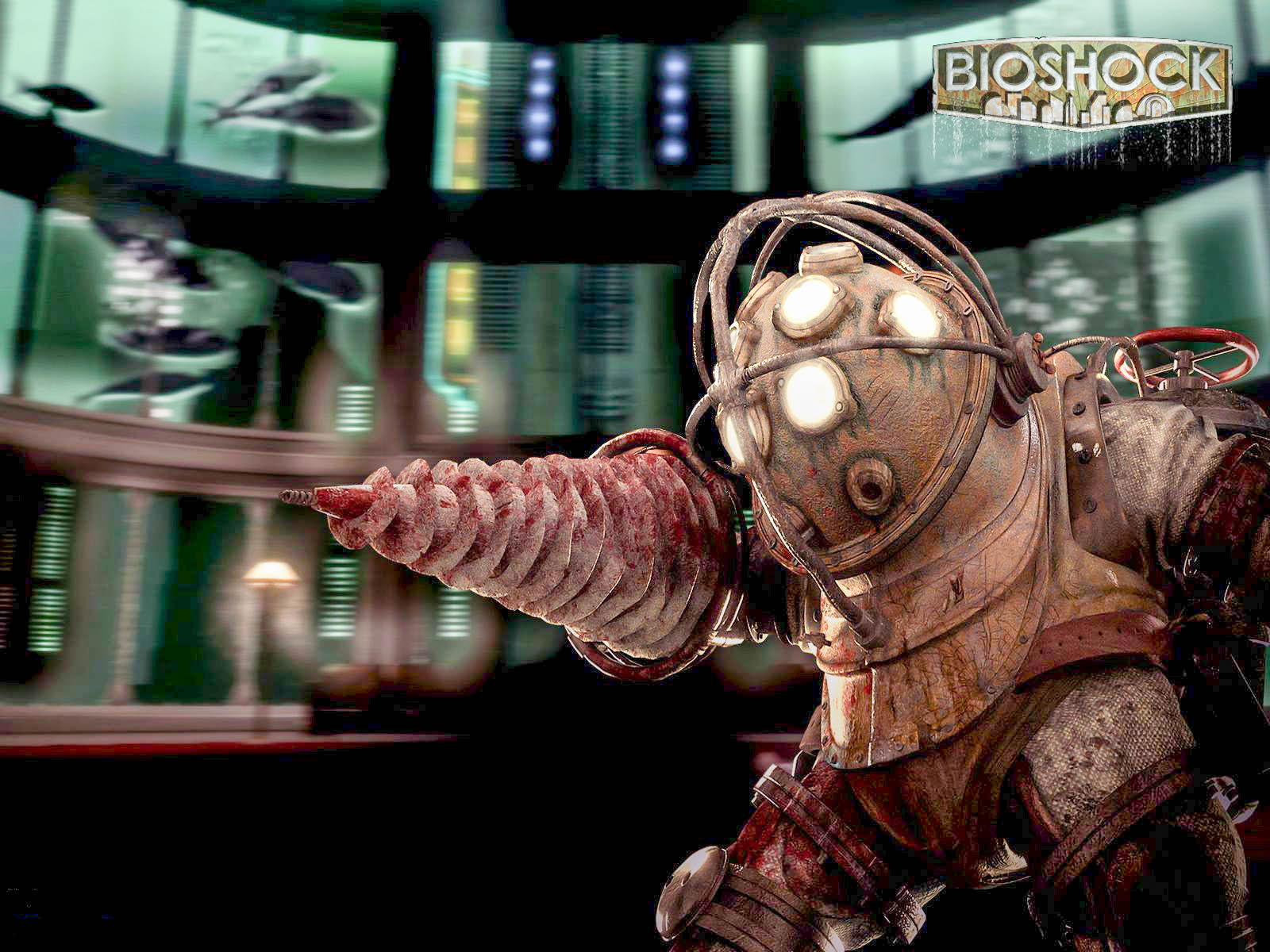 bioshock amazing hd wallpapers high resolution