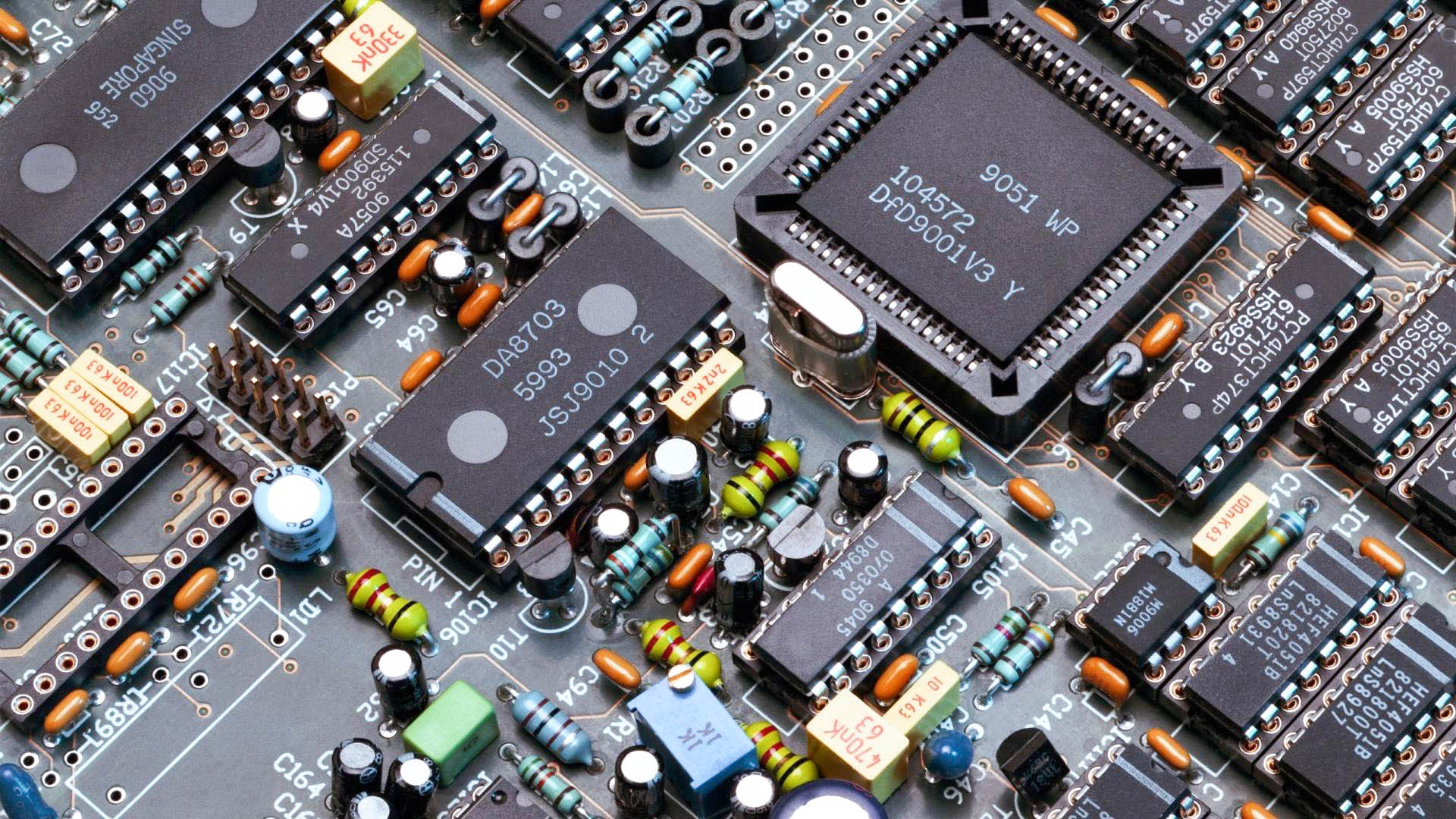 Pictures Of Circuits