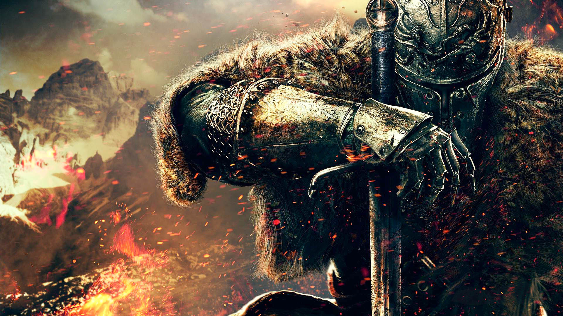 Dark Souls II Out Stunning Wallpapers (High Quality)