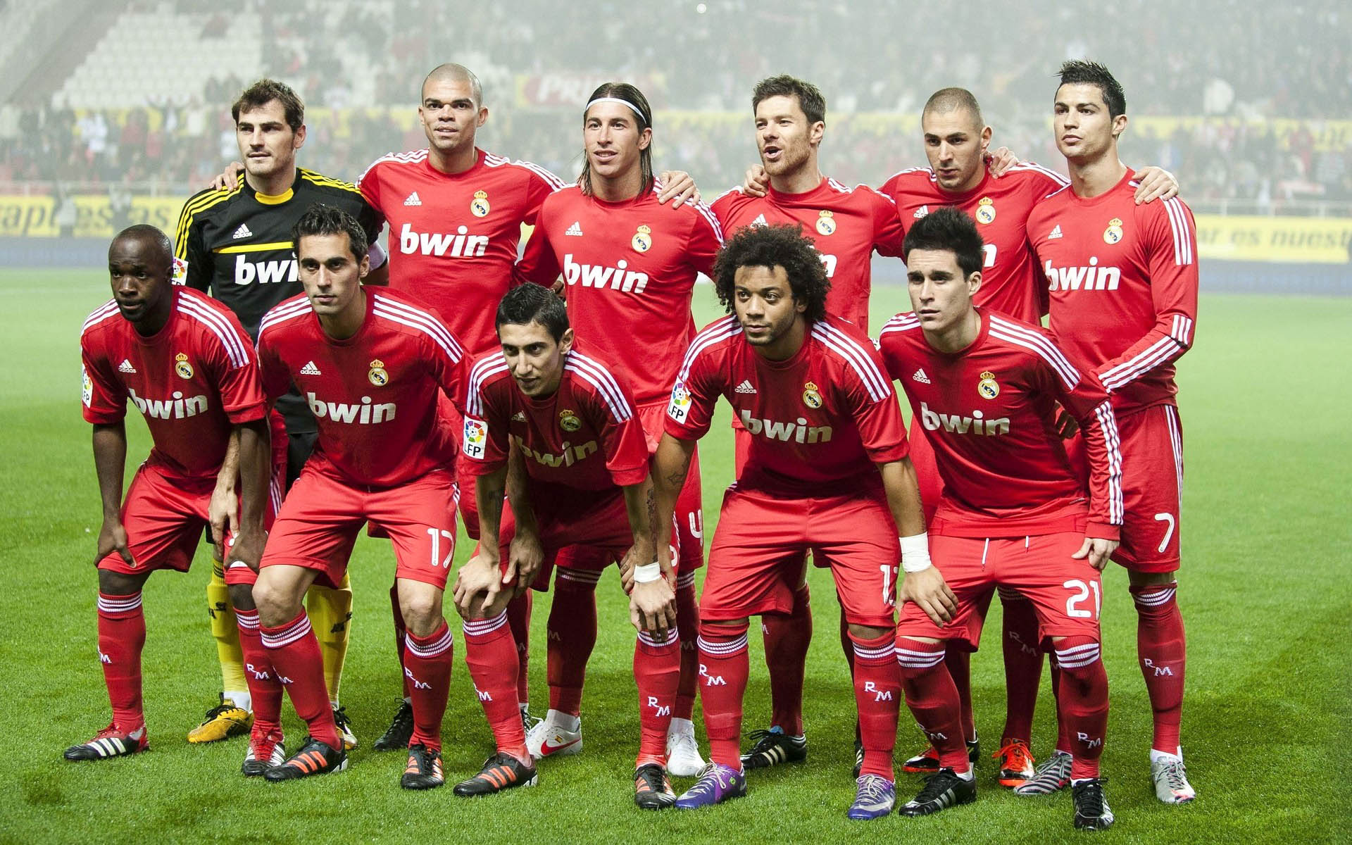 Sport Wallpaper Real Madrid: Real Madrid C.F Amazing High Quality Wallpapers