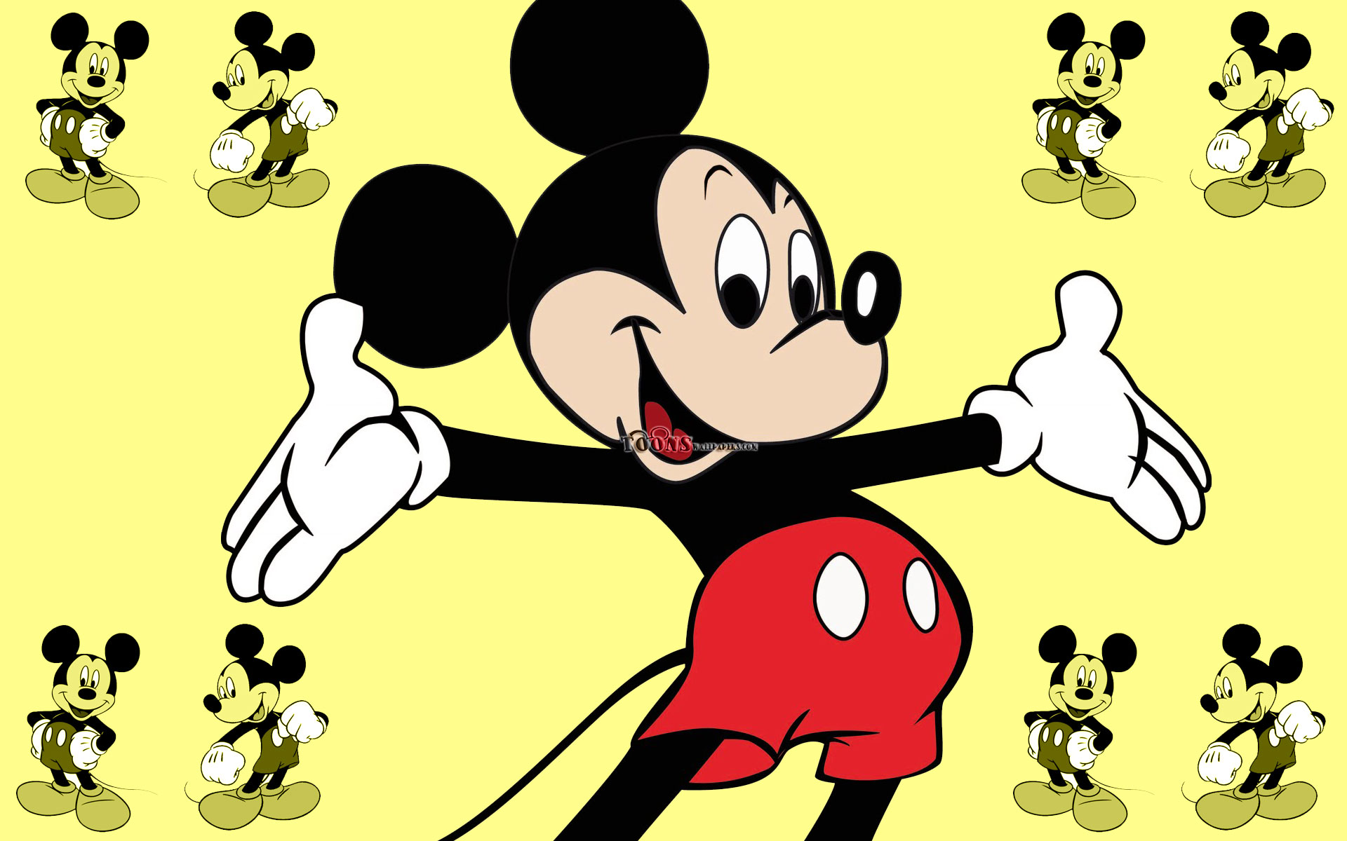 Mickey Mouse Wallpapers Backgrounds High Resolution All Hd